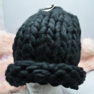 Oversized Hat Black